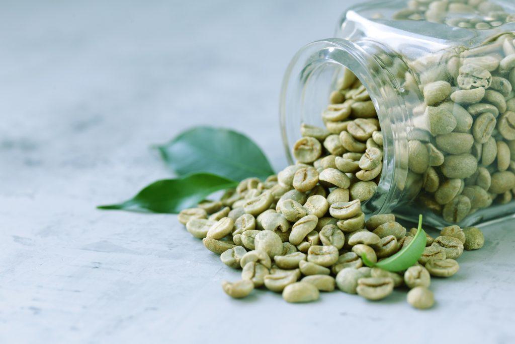 Estratto di chicchi di caffè verde Harmonica